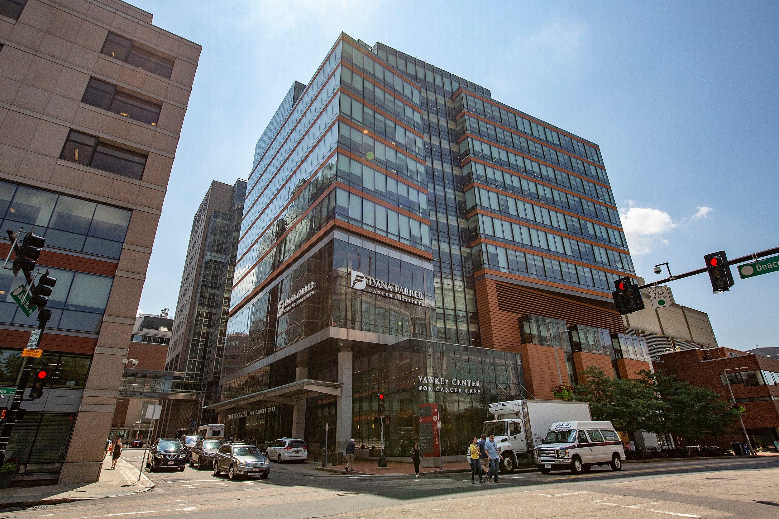 Dana Farber Cancer Institute.