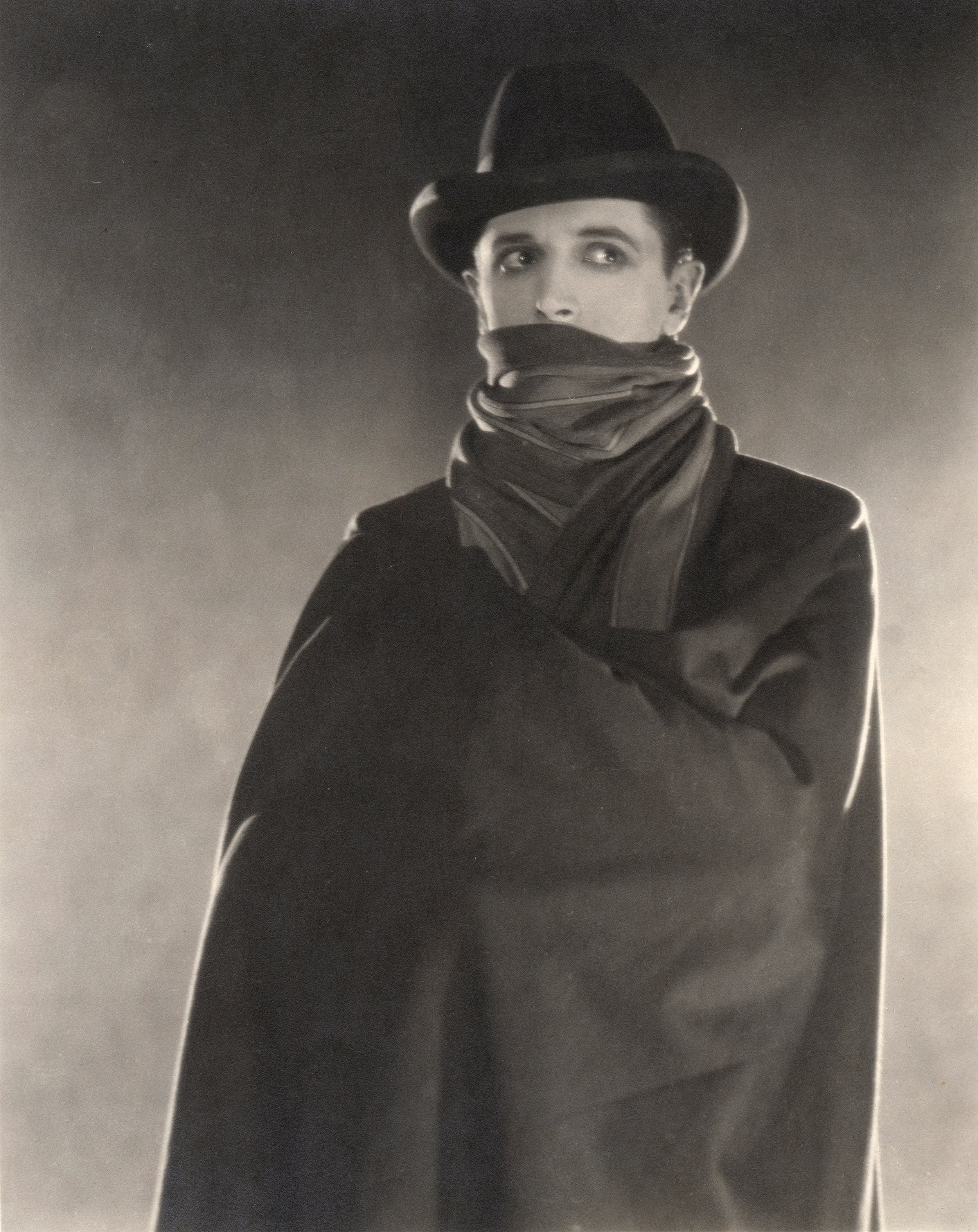 """Still from Alfred Hitchcock's """"The Lodger."""""""