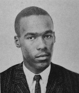 Kent Garrett in 1959.