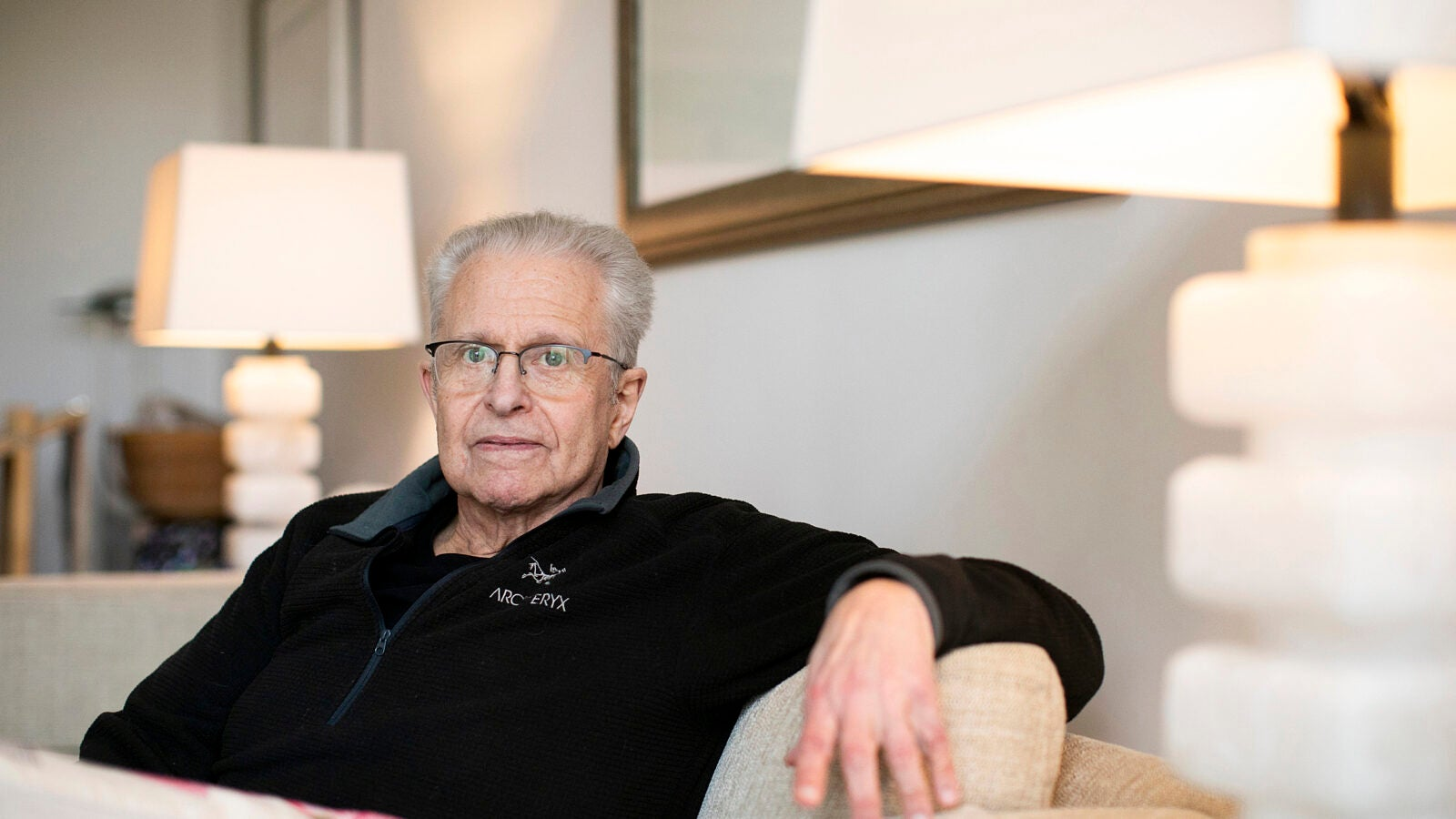 Laurence Tribe speaks on his career in constitutional law ...
