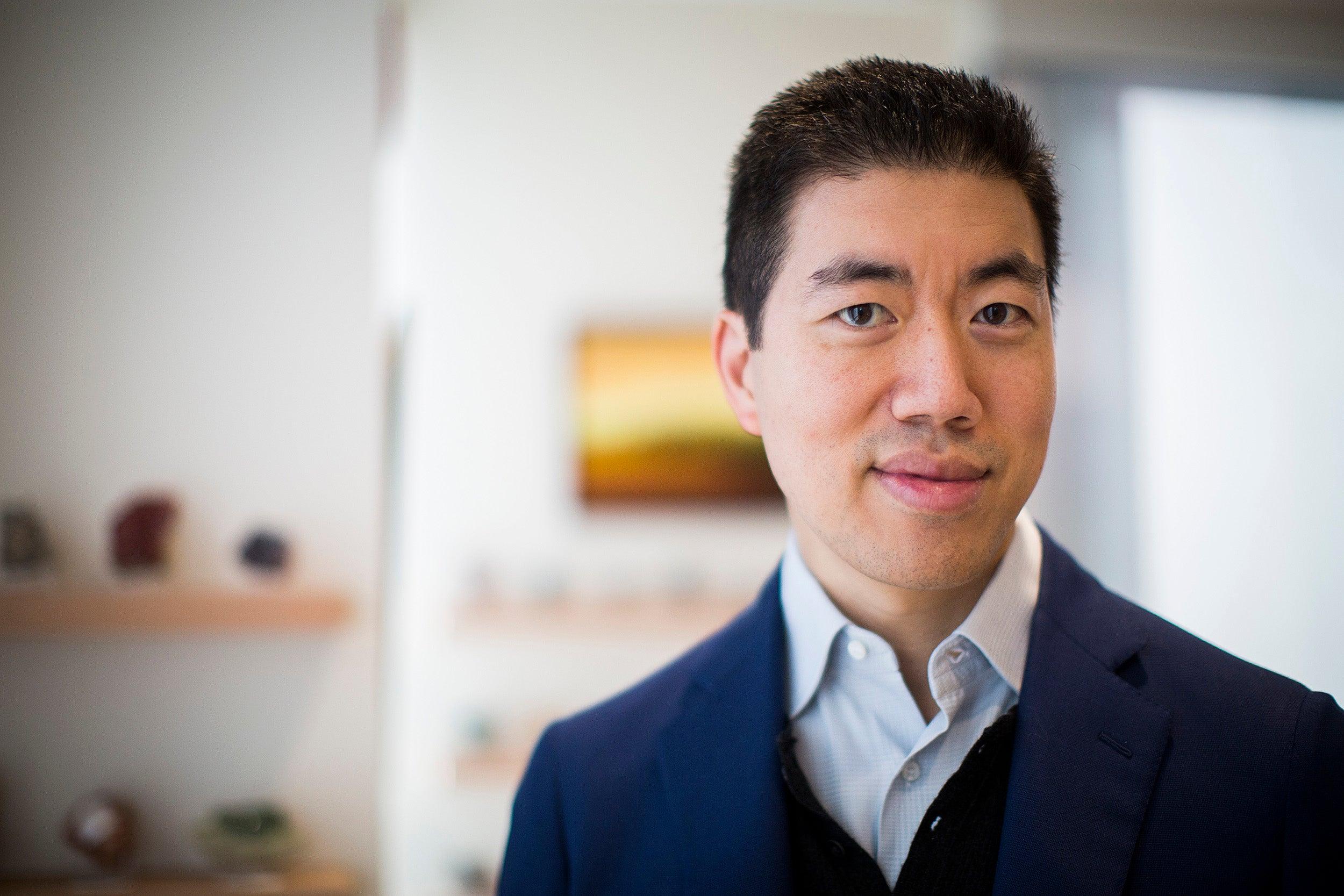 David Liu.