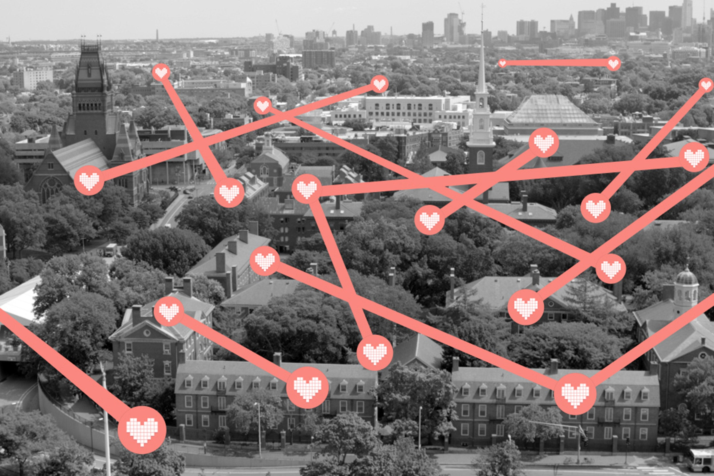 Students' Datamatch makes nationwide connection