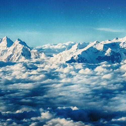 Himalayas.