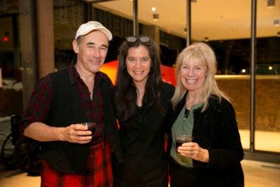 Three people including Diane Paulus.