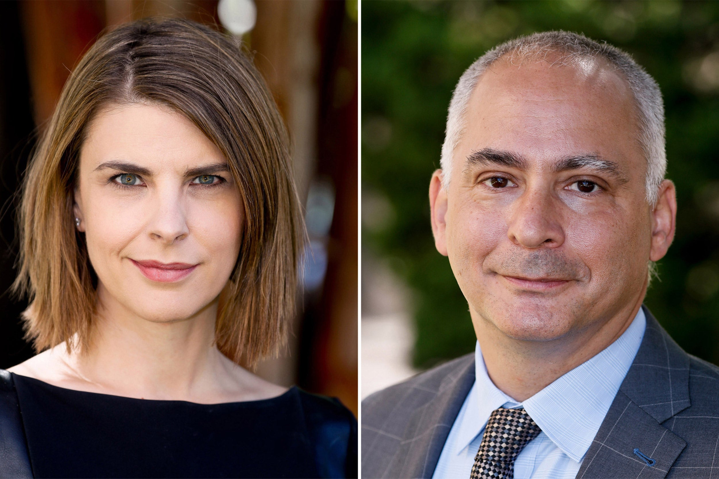 Susan Hennessey and Benjamin Wittes.