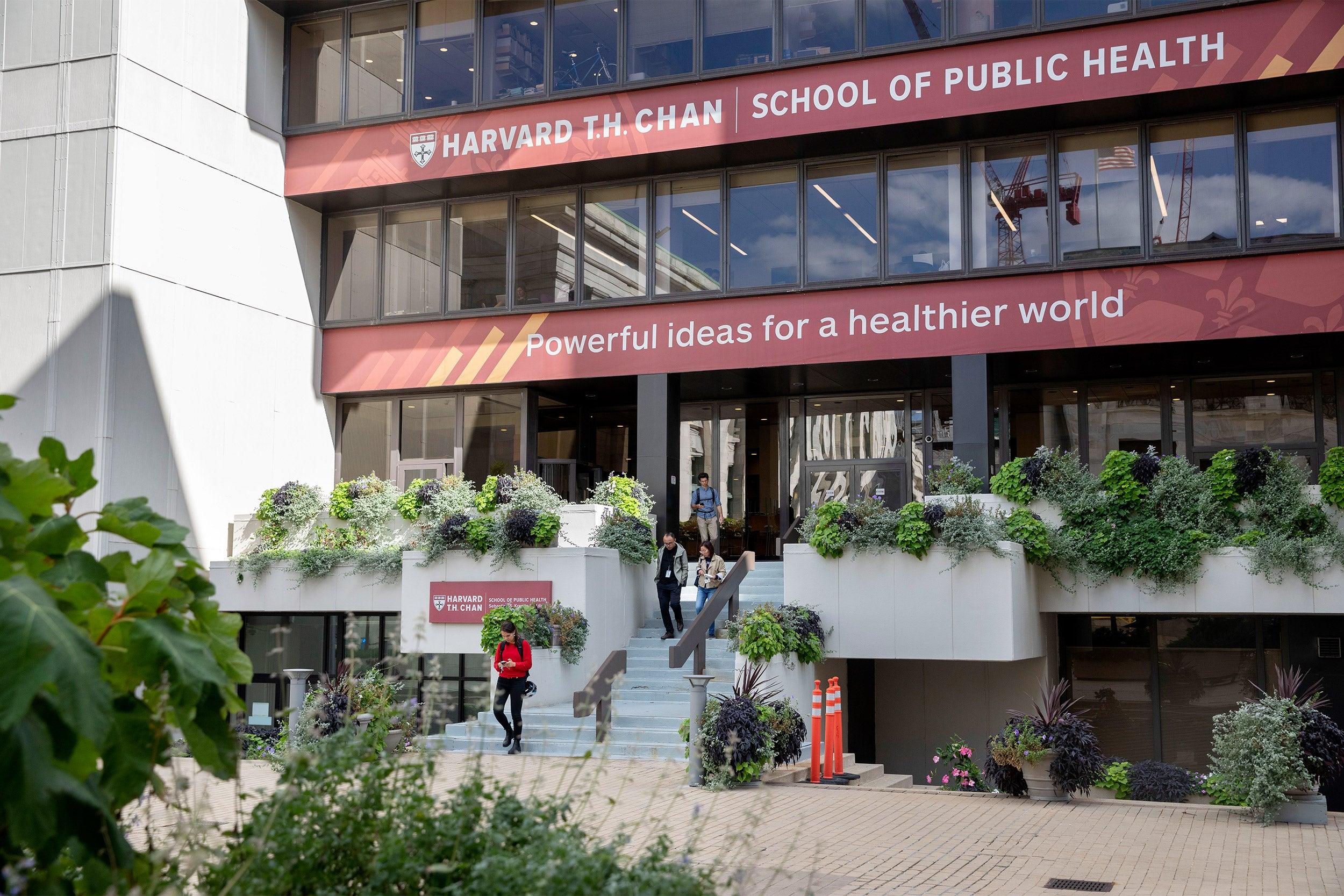 Harvard T.H. Chan Public School of Health.