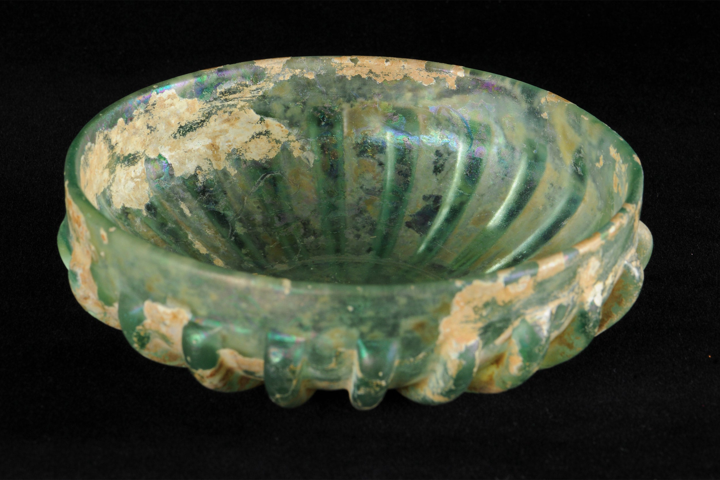 A bowl from the Mediterranean Marketplaces.