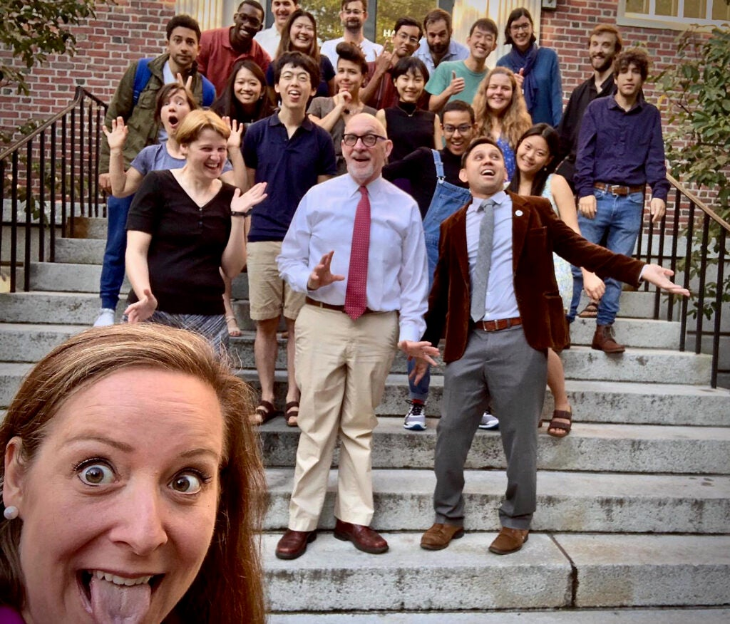 GSAS Student Center Team.