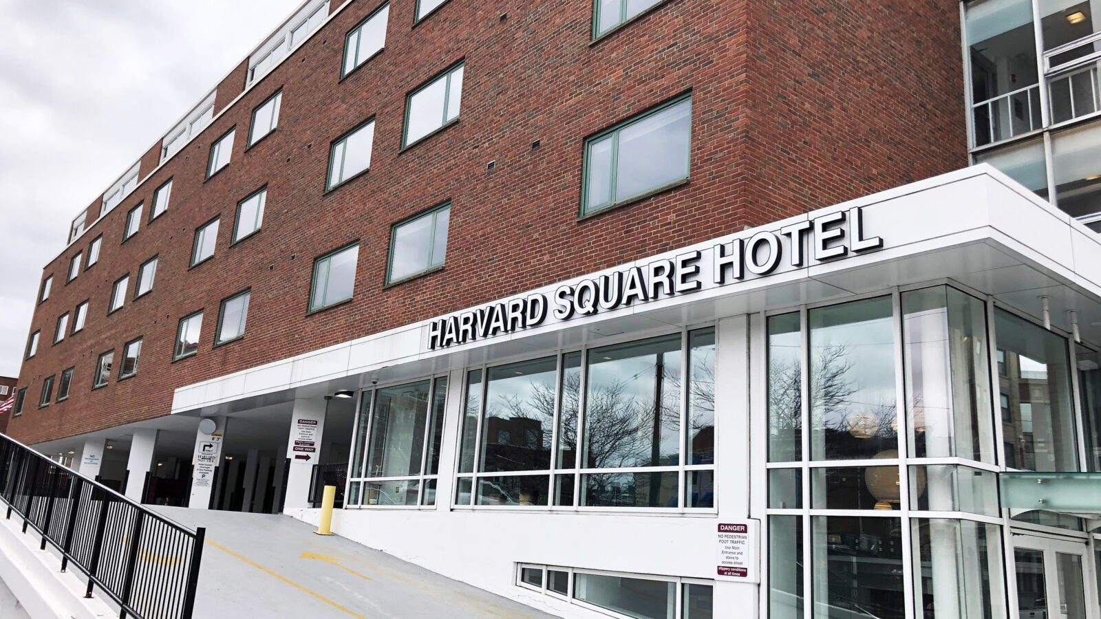 Harvard Square Hotel.