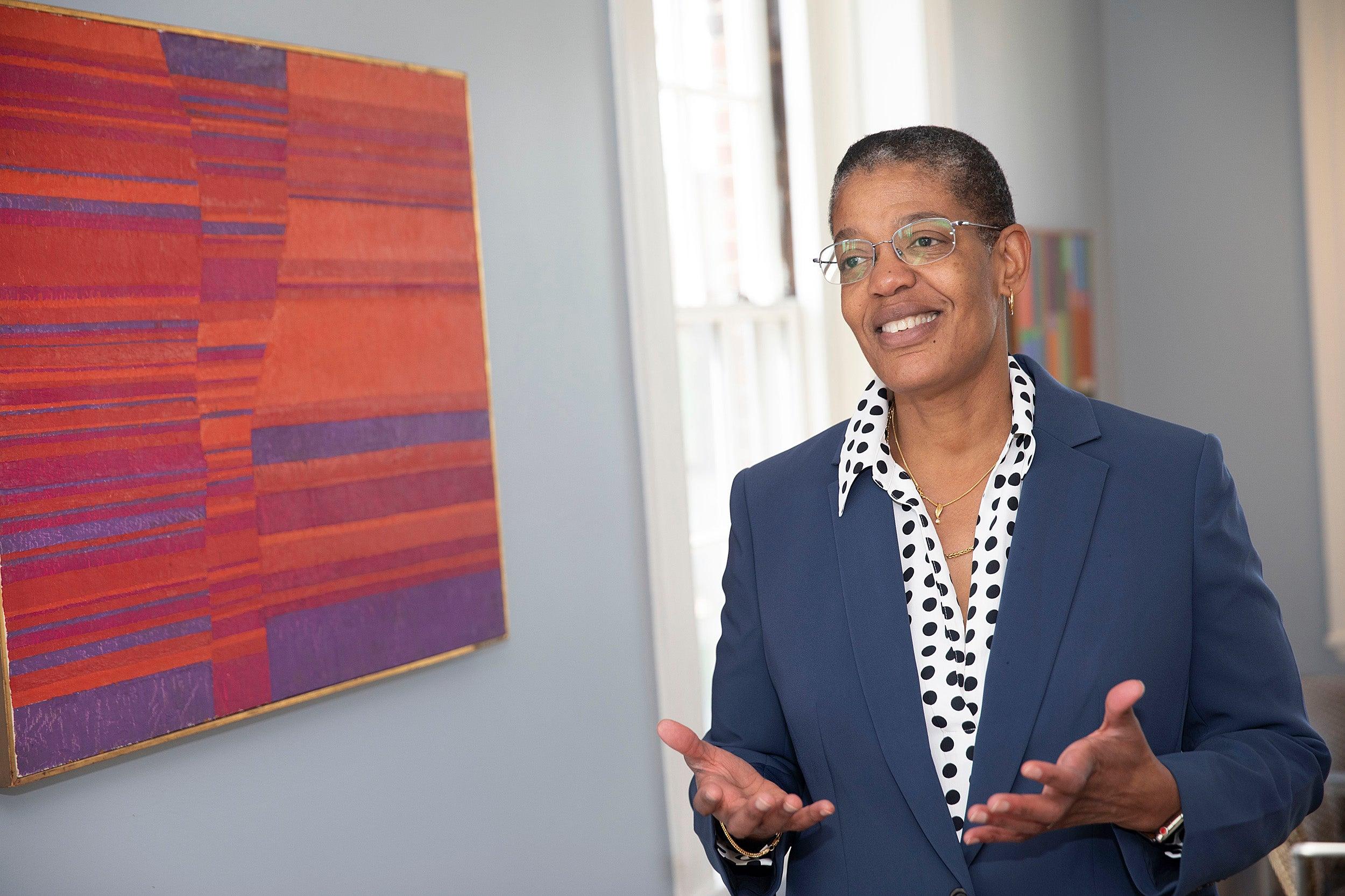 Dean Michelle Williams.