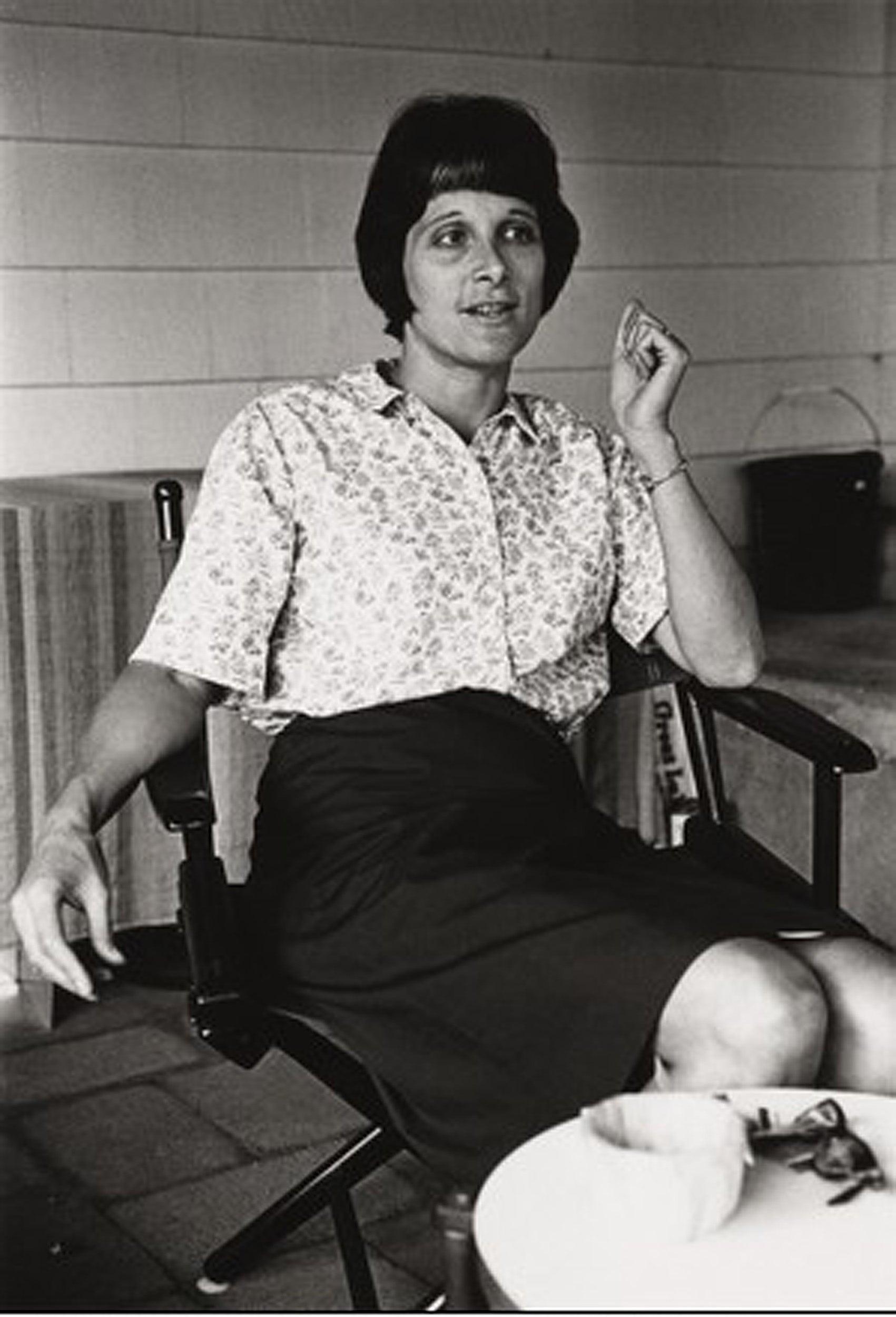 Maxine Kumin.