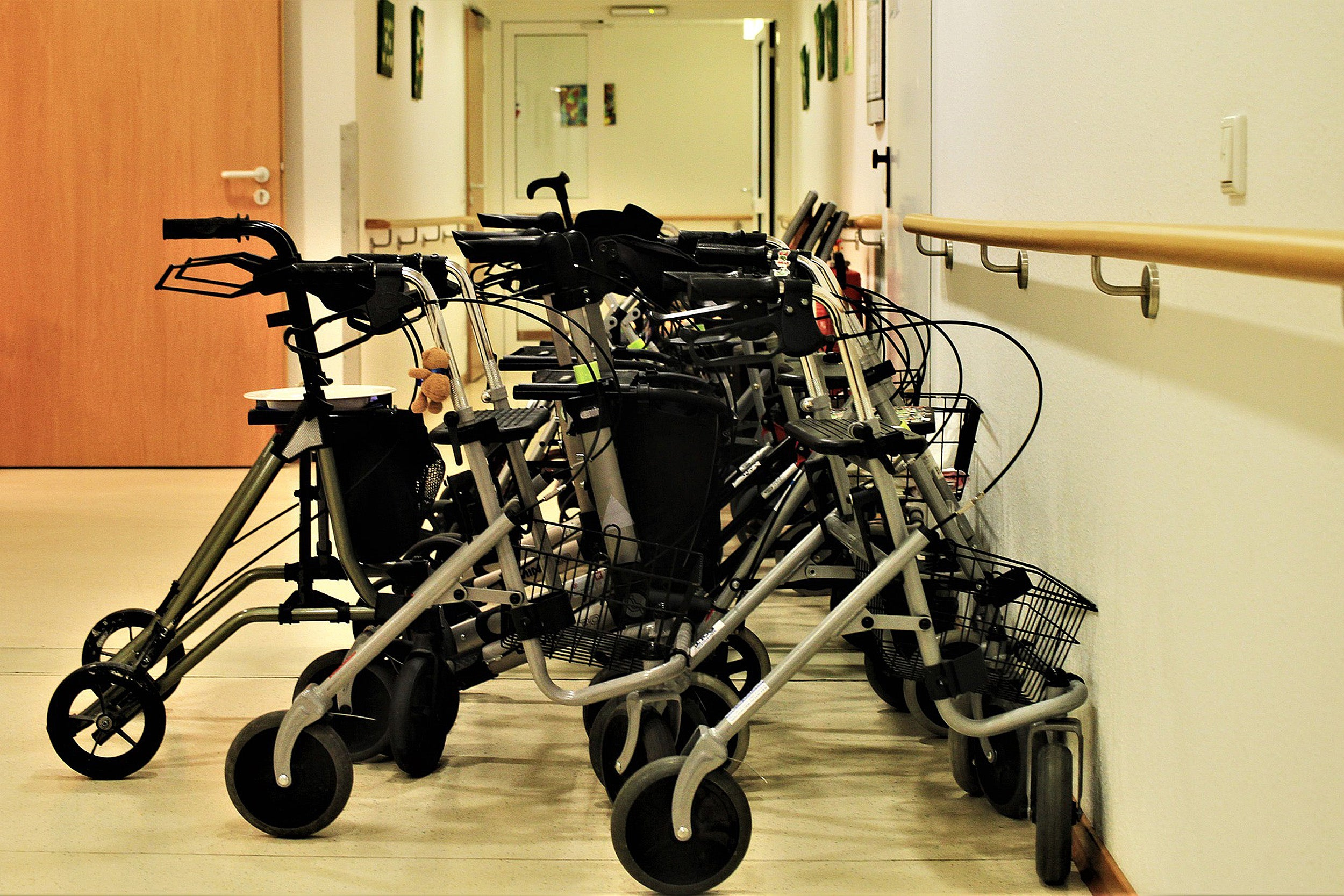 A way to manage surge in nursing home COVID-19 cases