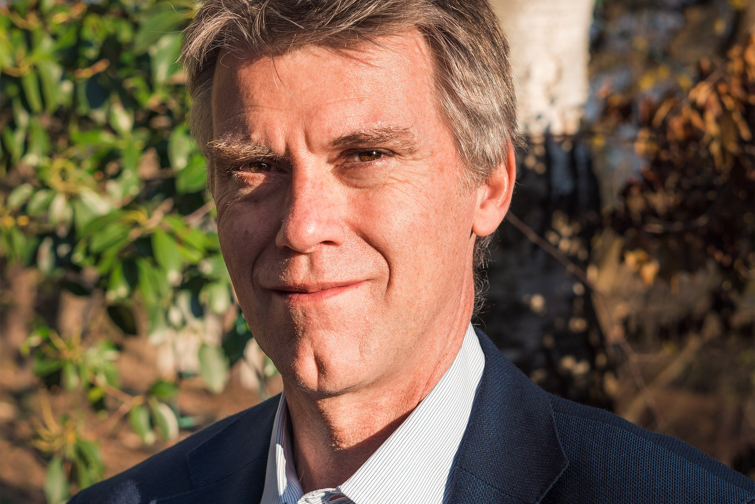 Professor Uli von Andrian.