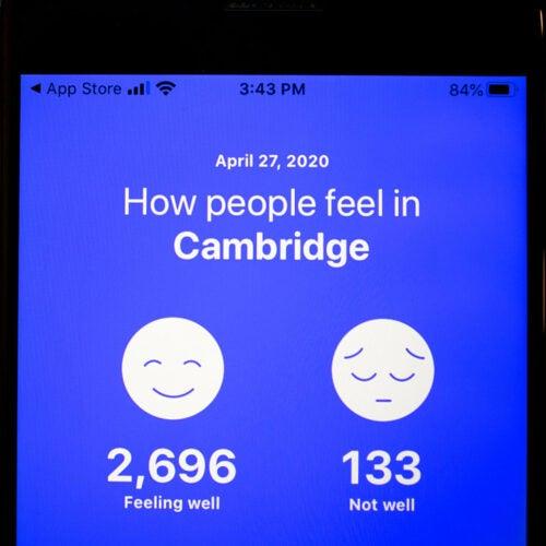 How We Feel App.