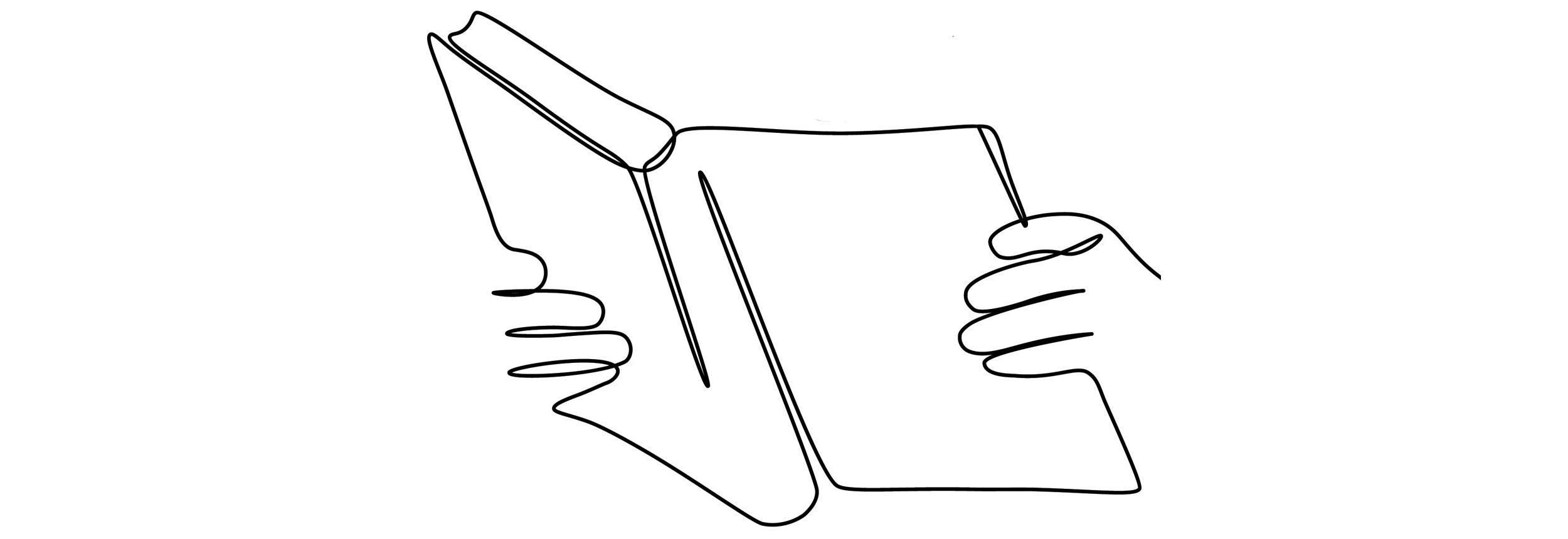 Sketch of book.