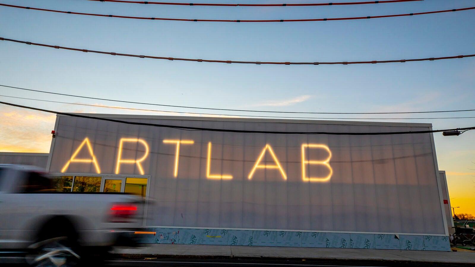 ArtLab building.