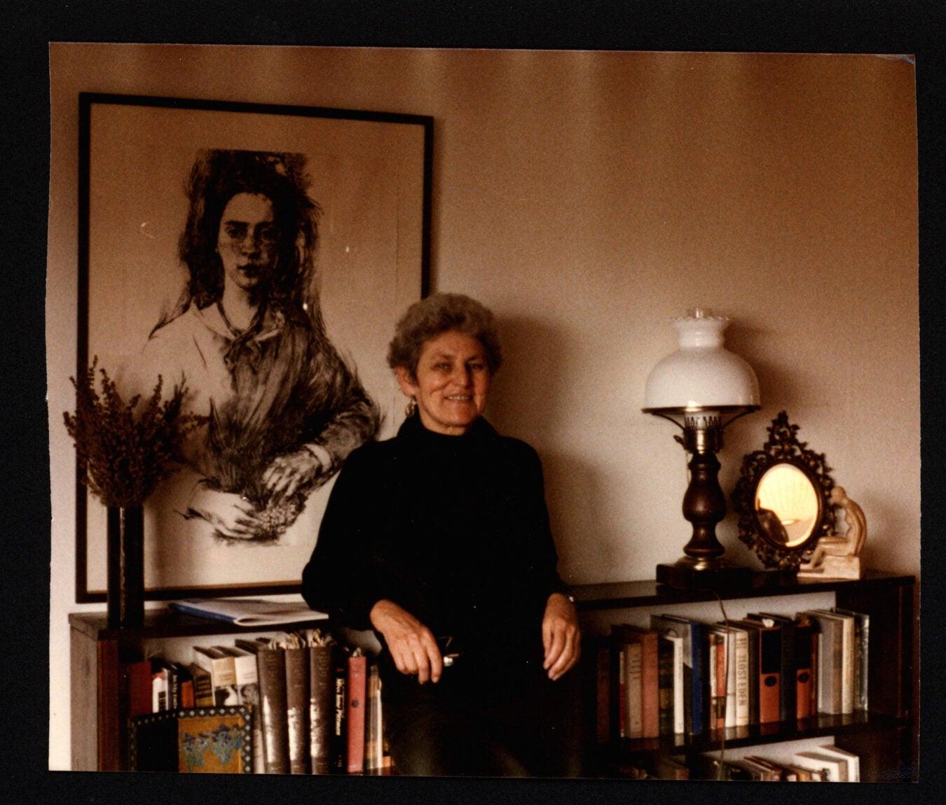 Tillie Olsen.