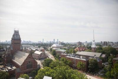 Harvard area.
