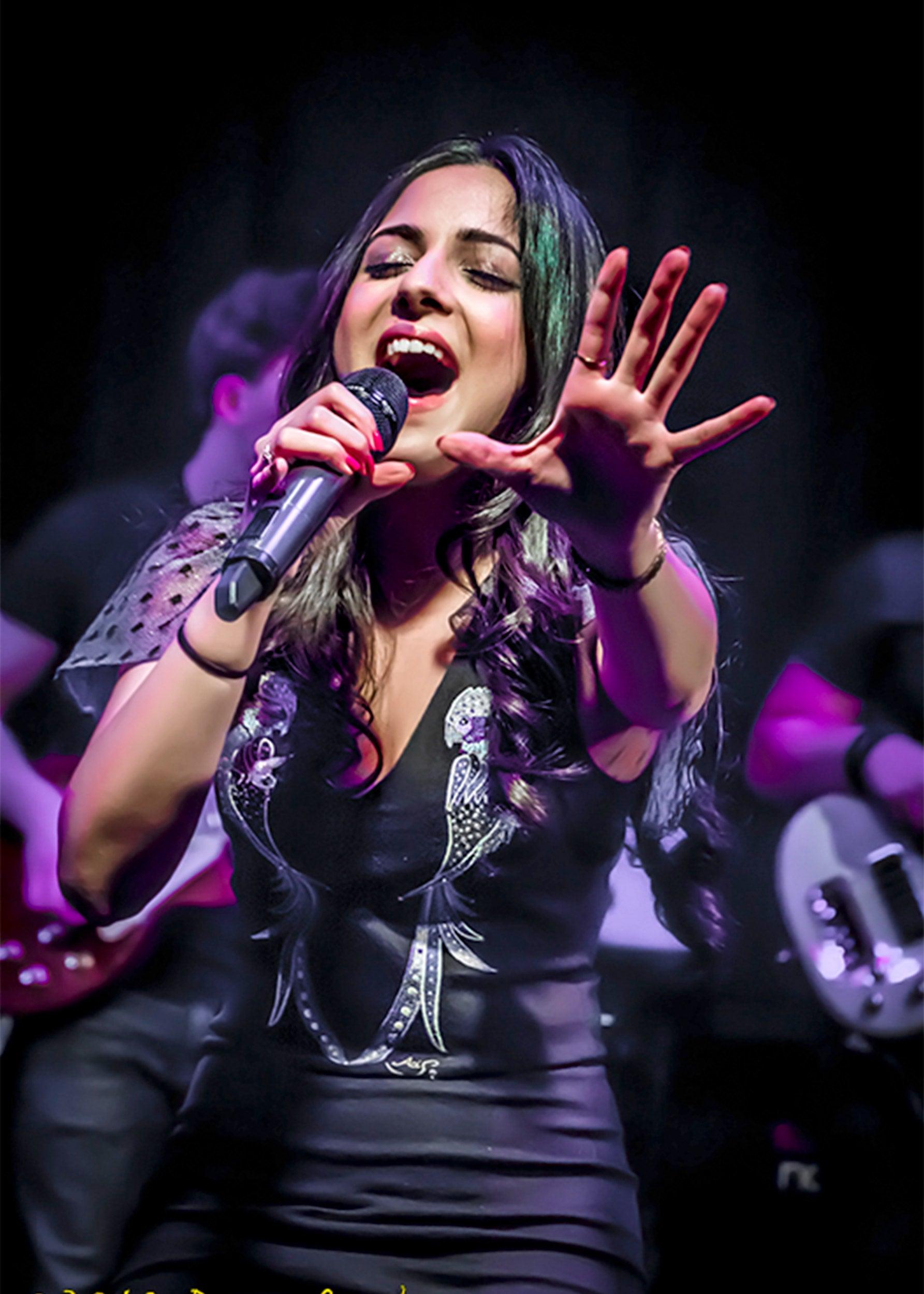 Avanti Nagral singing.