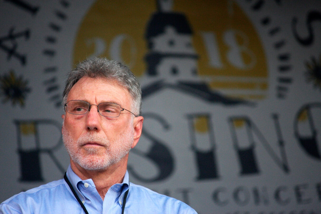 Marty Baron Exec. Editor Washington Post.