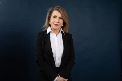 Carmen Reinhart.