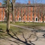 Harvard campus.