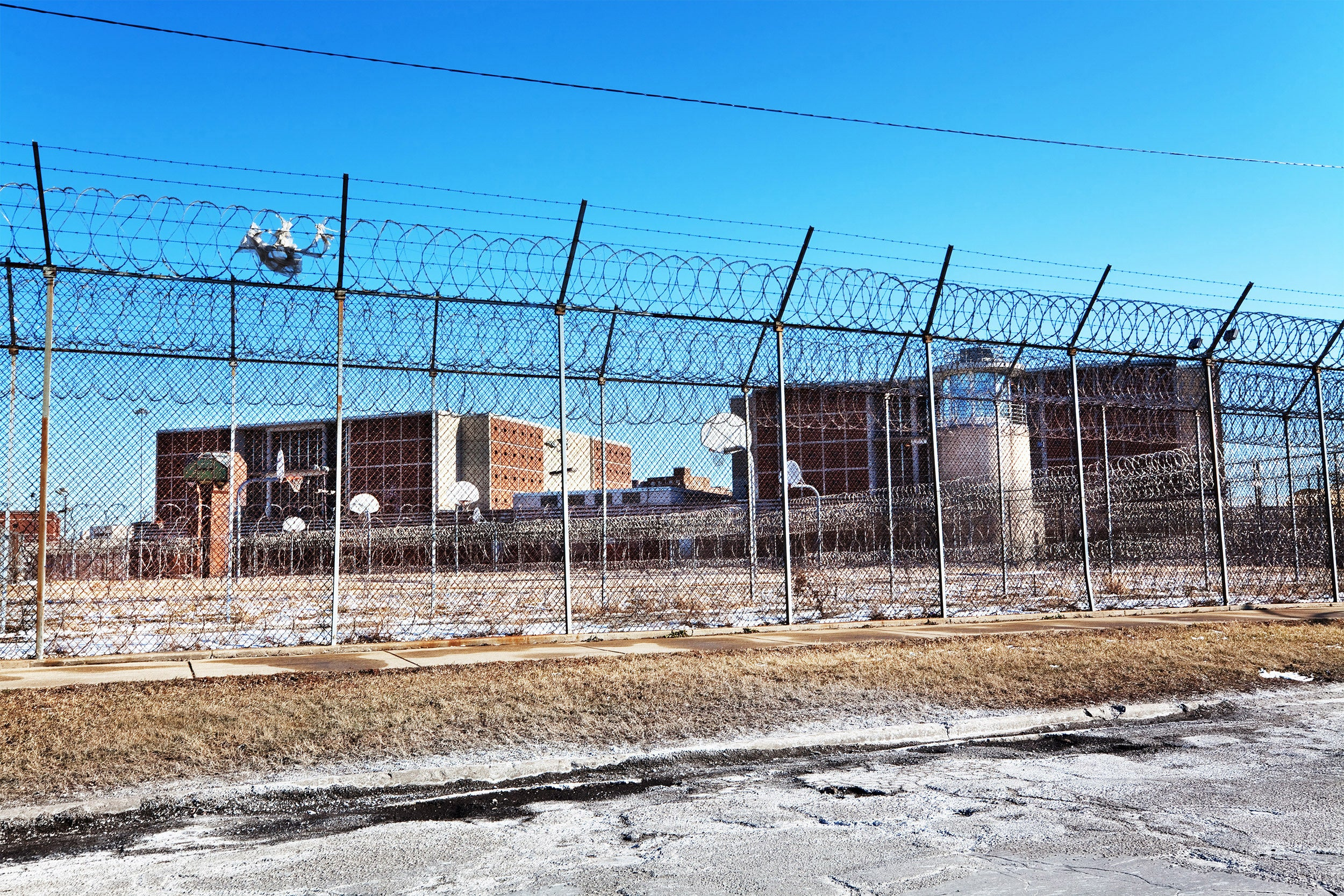 Cook County Jail.