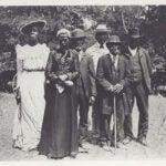 Juneteenth celebration, 1900.