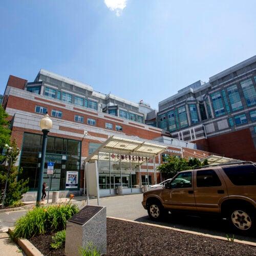 Beth Israel Deaconess Hospital.