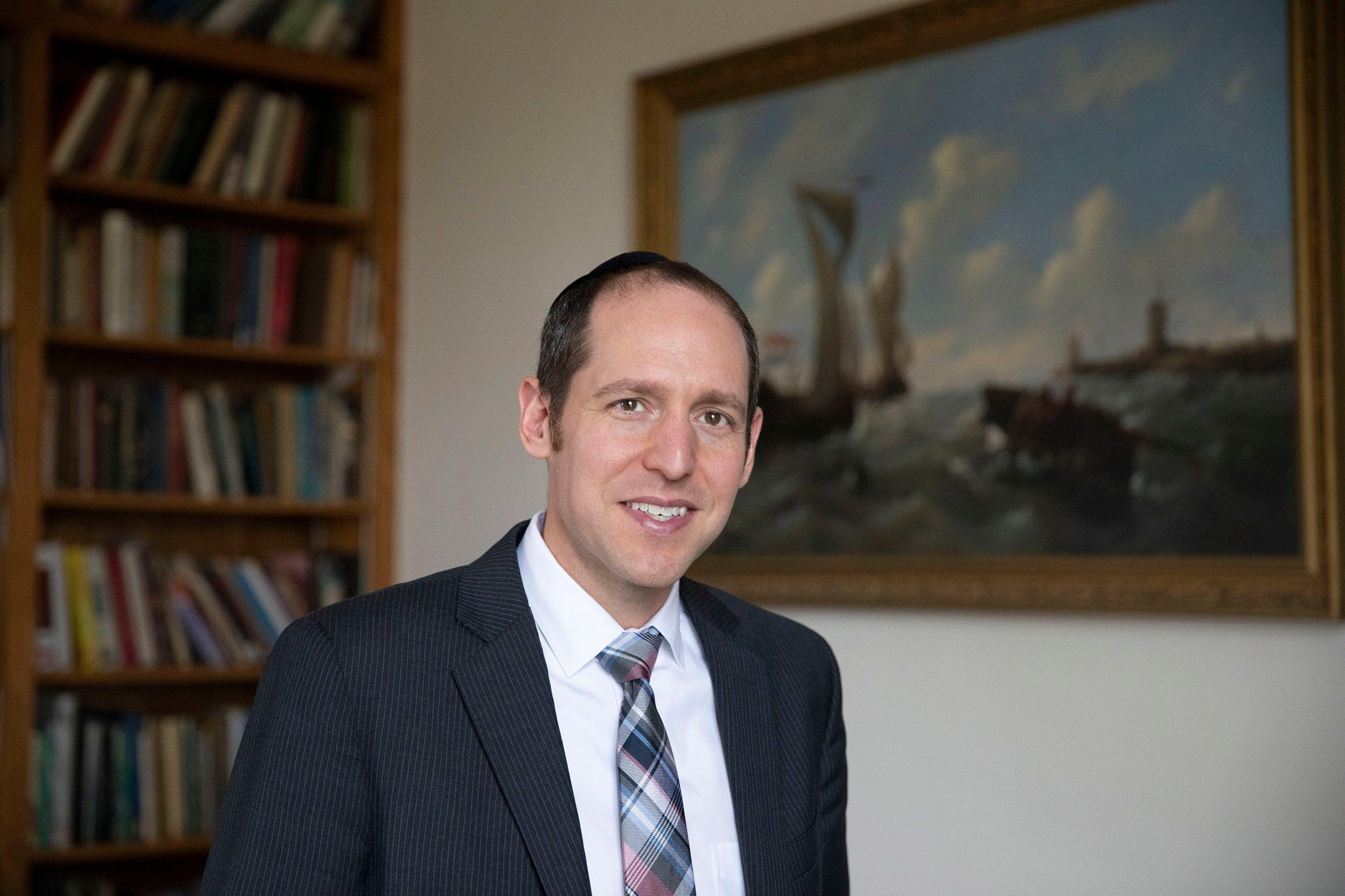 David Rosmarin.