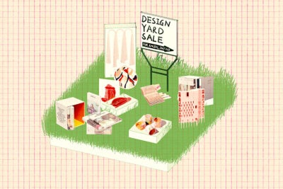 Design Yard Sale logo.