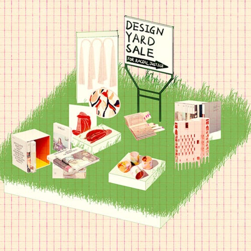 Design Yard Sale logo.