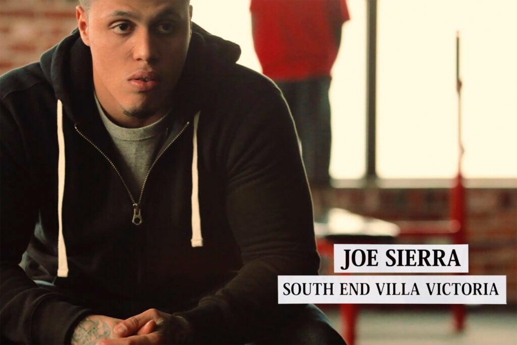 Joe Sierra.