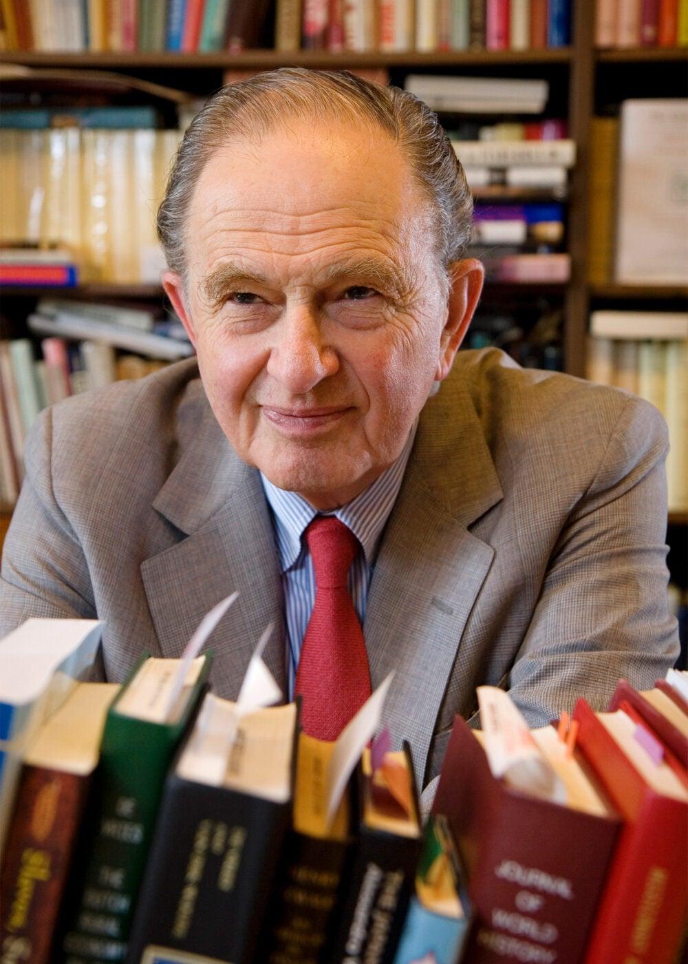 Bernard Bailyn.