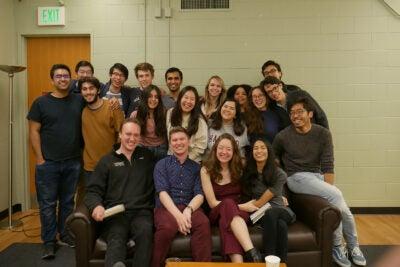 Harvard's debate team.