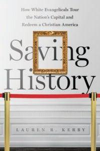 Saving America book cover.