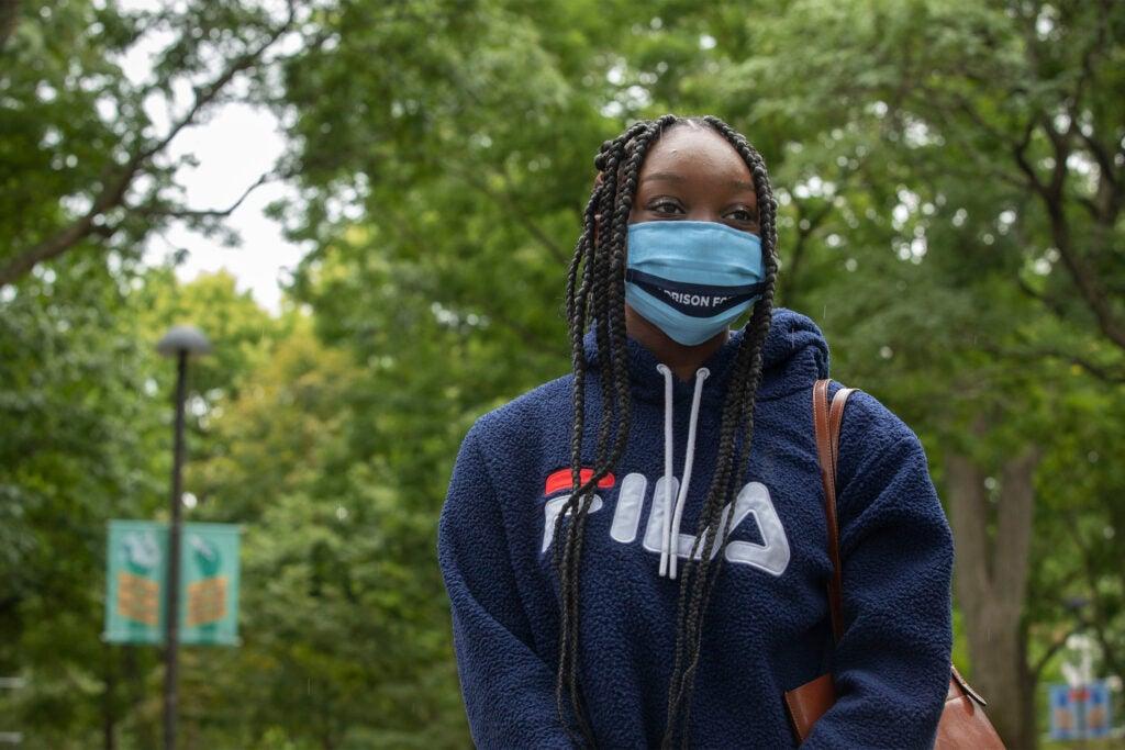 Lara Dada, '24 from Baltimore, MD.