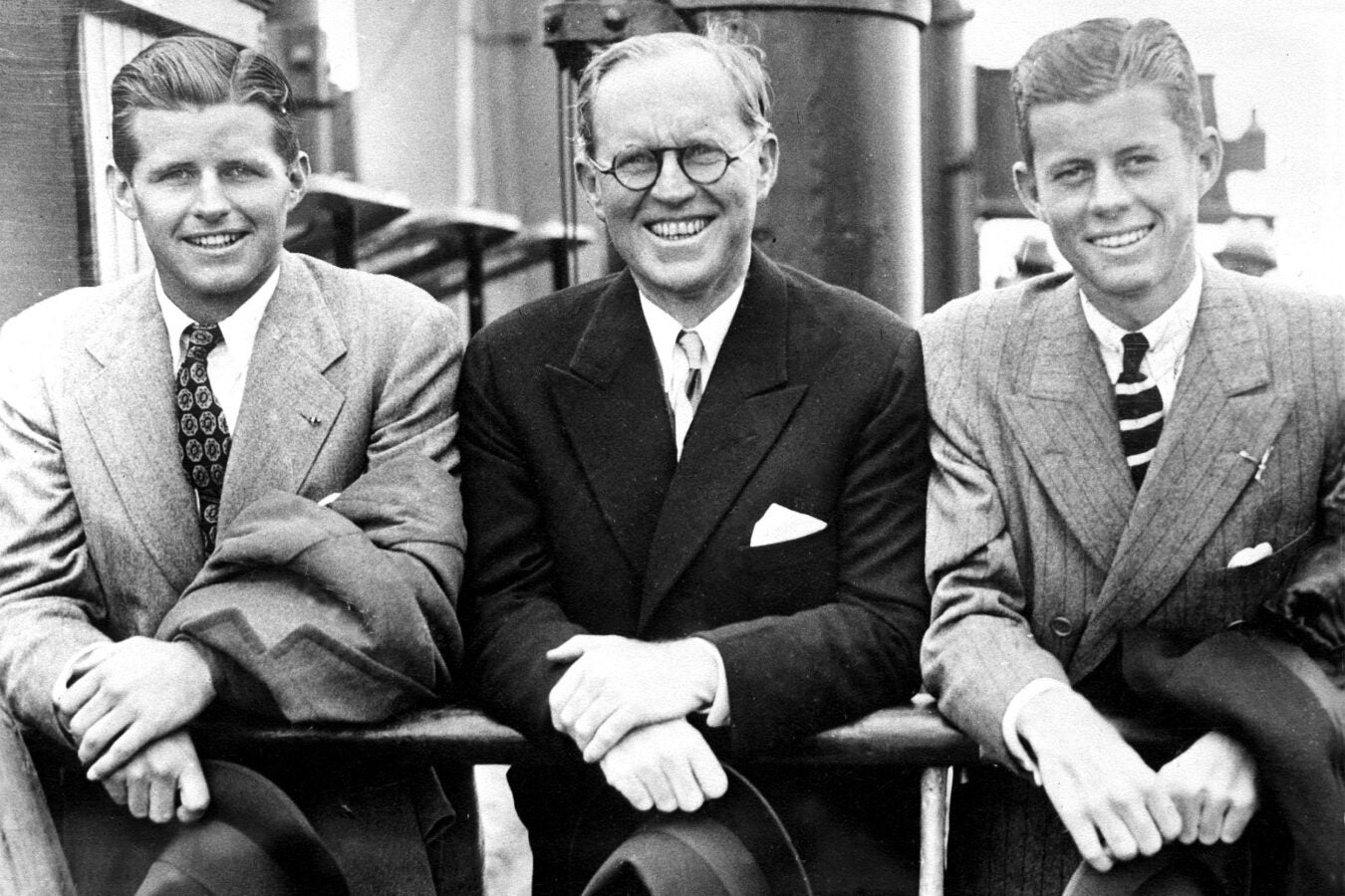 New JFK biography aims to chronicle a complex life