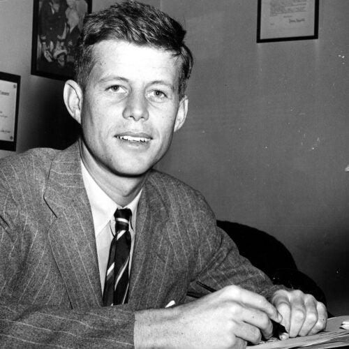 Congressman John Fitzgerald Kennedy 1946-47.s