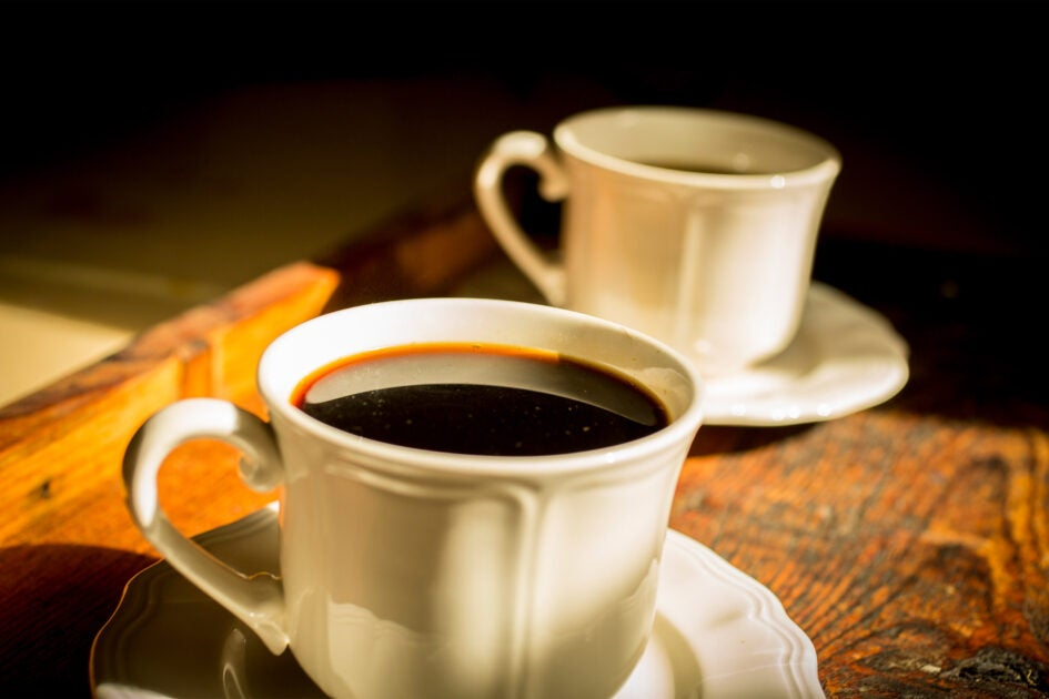 Coffee linked to improved survival in metastatic colorectal cancer –  Harvard Gazette