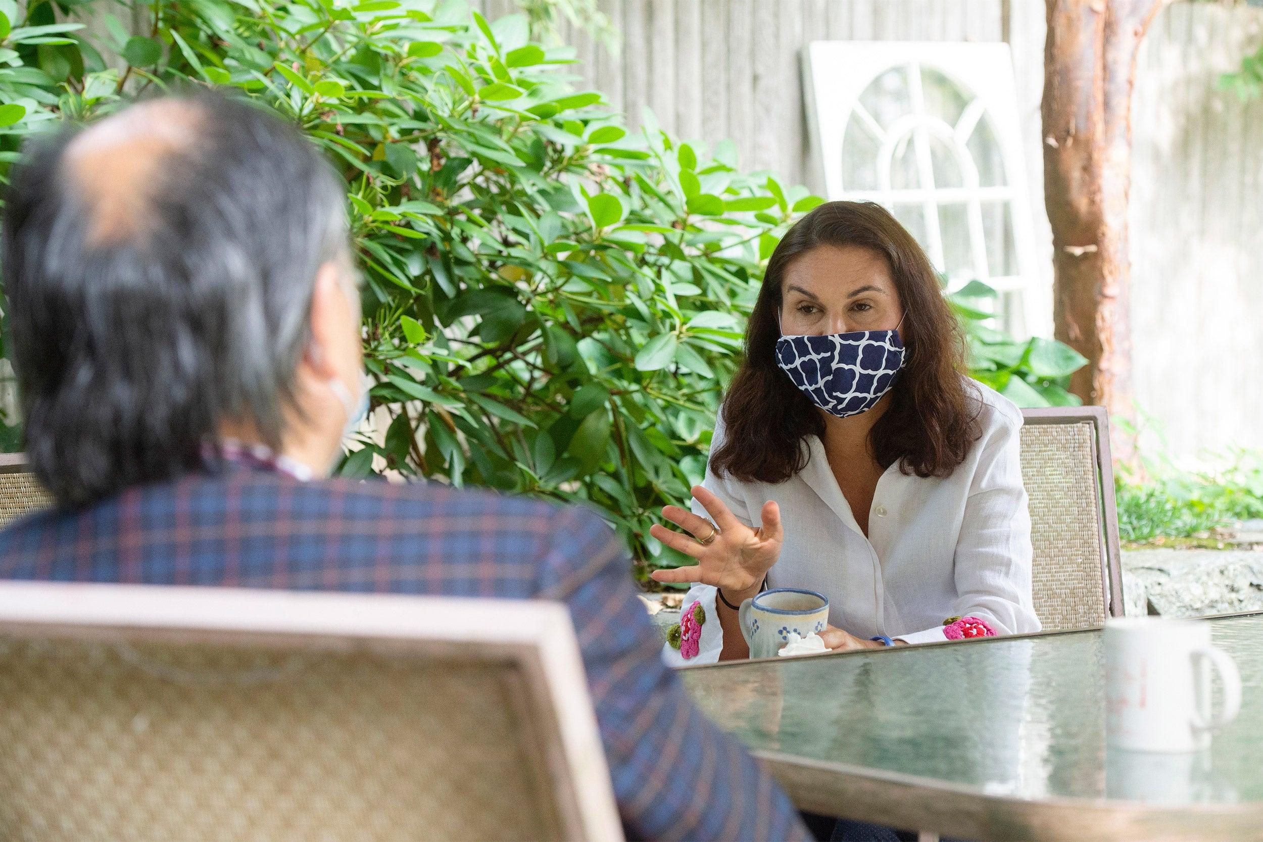 Xiao-Li Meng and Francesca Dominici.