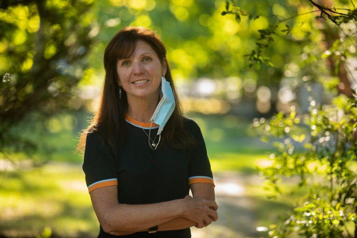 SHINE Executive Director Eileen McNeely.