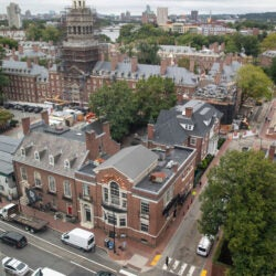 How Harvard's graduate Schools prepare for online learning