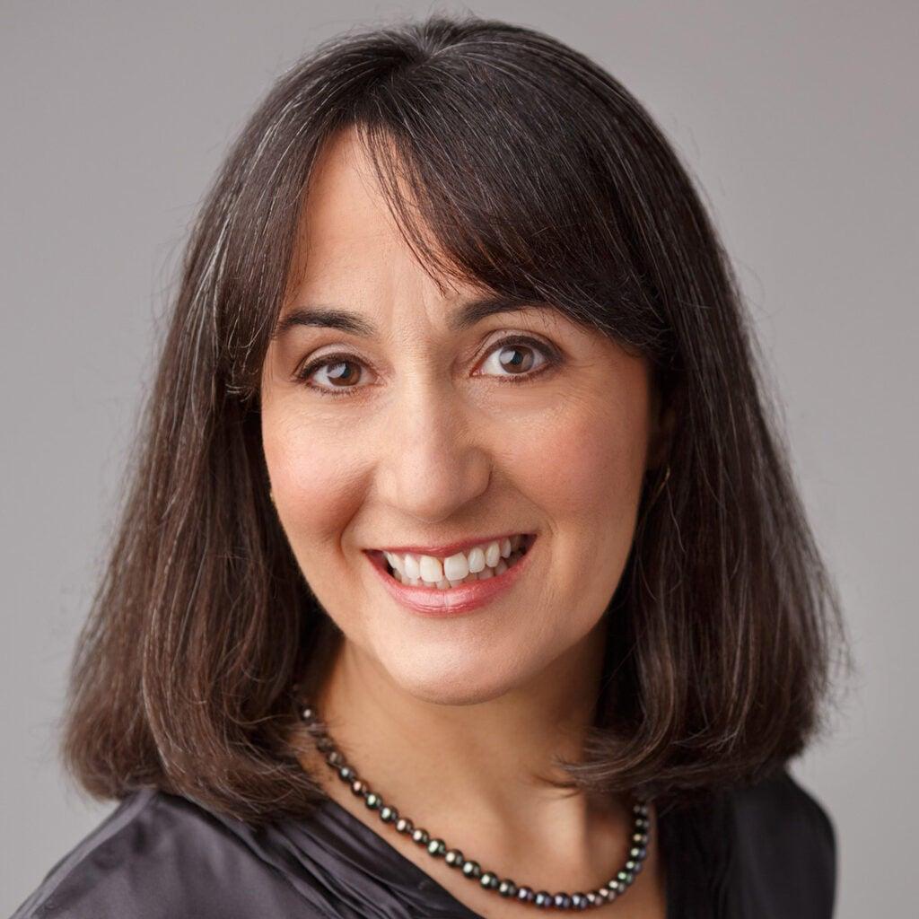 Julie Palmer.