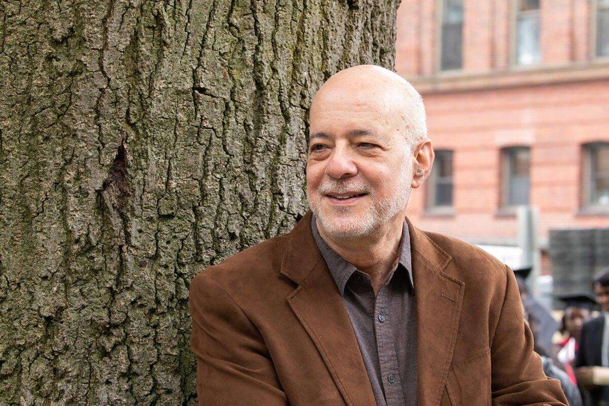 Joseph William Singer, Bussey Professor of Law at Harvard Law School.