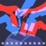 Voting illustration.