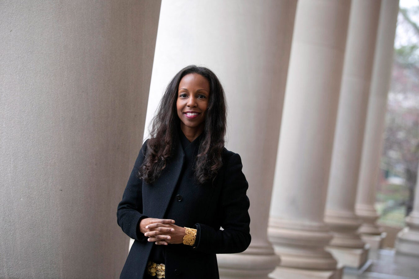 Sarah Elizabeth Lewis is associate professor of history of art and architecture and African and African American studies. Stephanie Mitchell/Harvard file photo