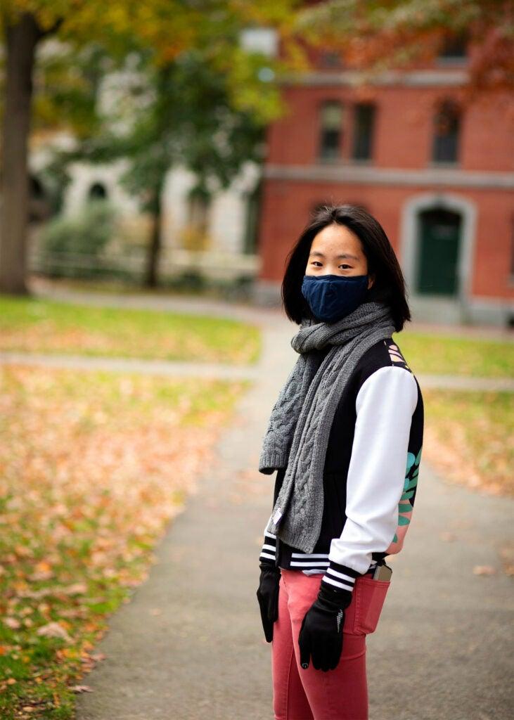 Cara Chang '24 of New York City.