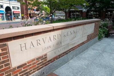 Harvard Kennedy School.