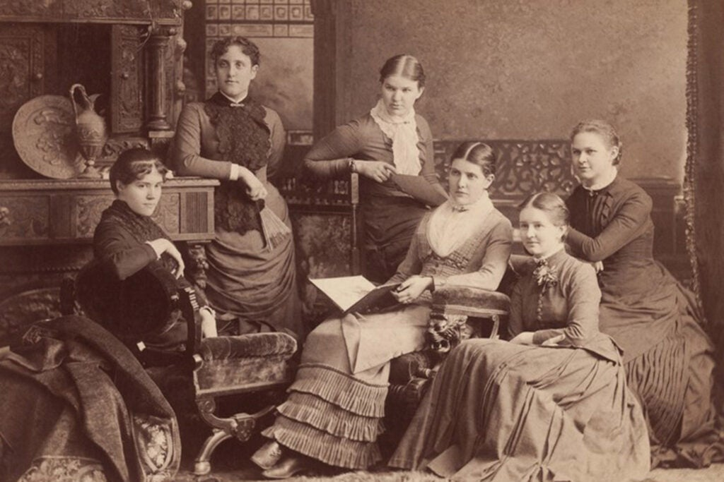 Class of 1884.